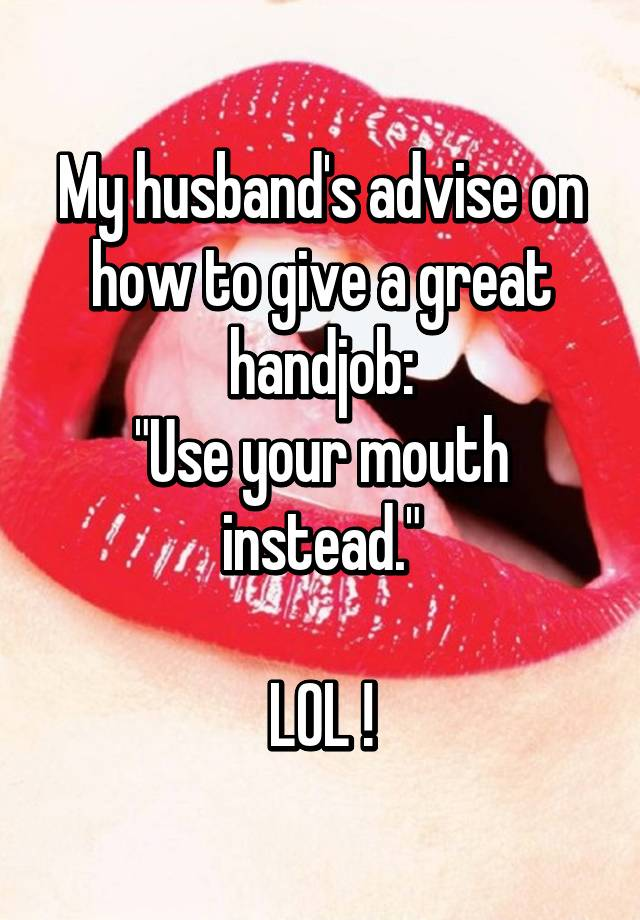 how to give a great handjob № 745321