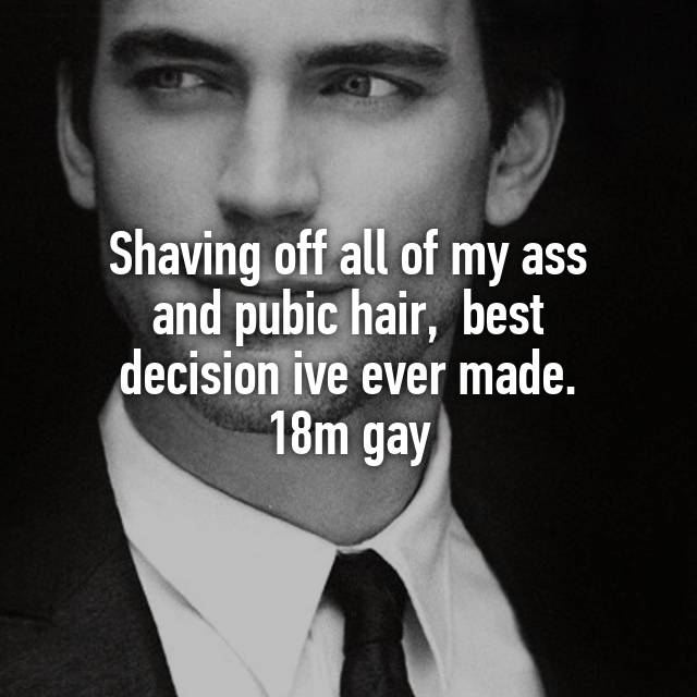 College gay ass shaving
