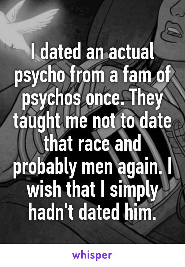 dating site psychos