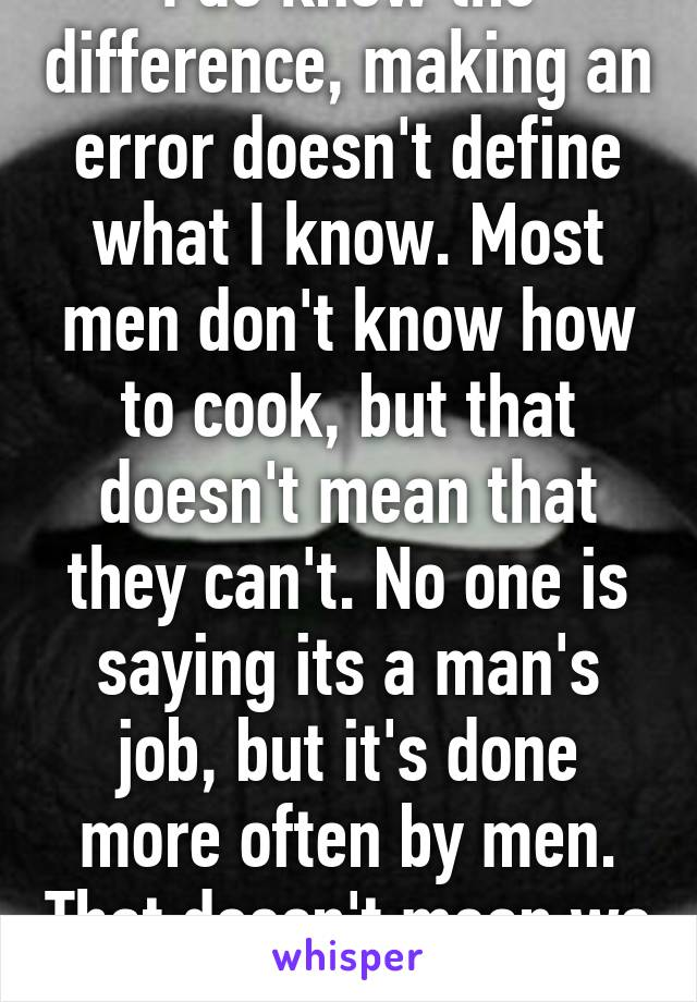 Don t you have a man