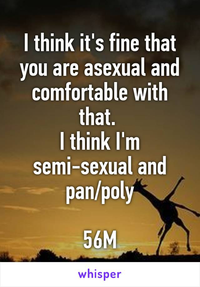 Semisexual asexual