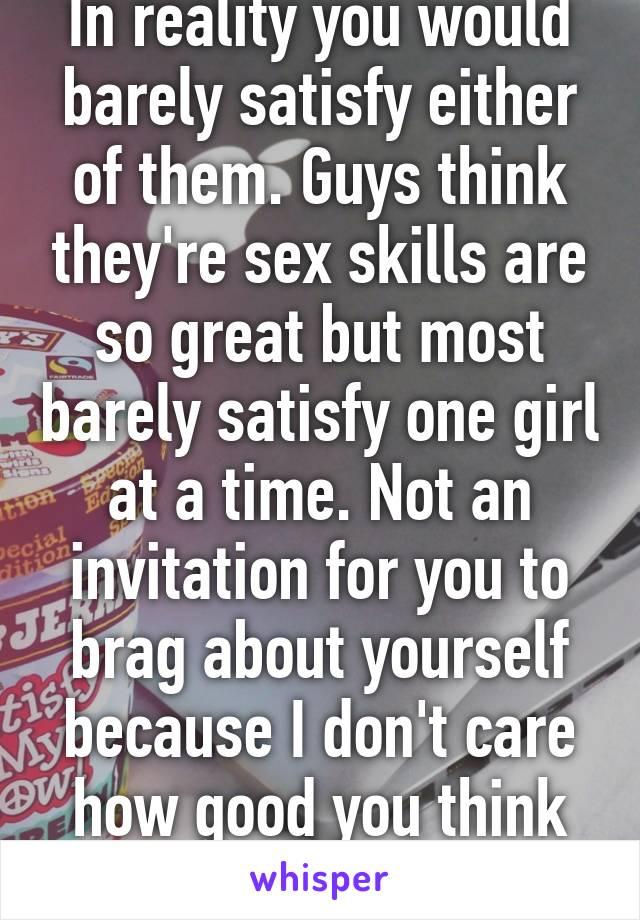 Great sex skills lesbian domination anal