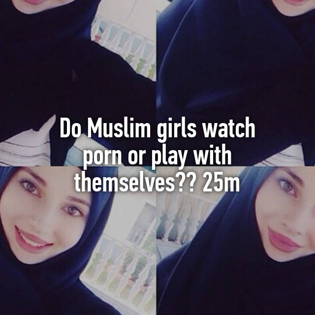 Muslims porn Can watch