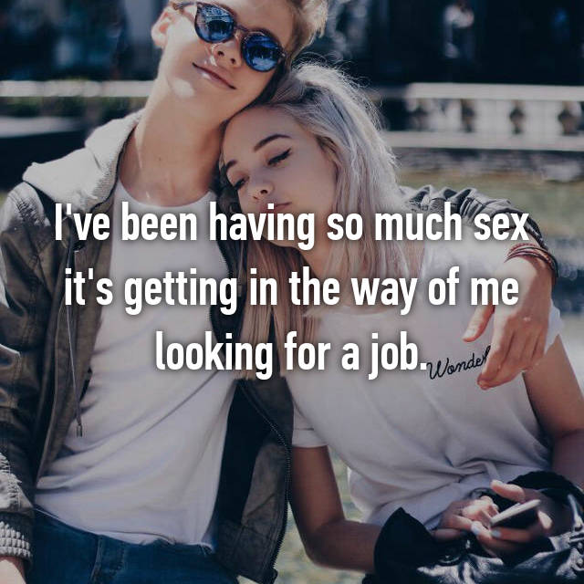 Is it bad to have too much sex