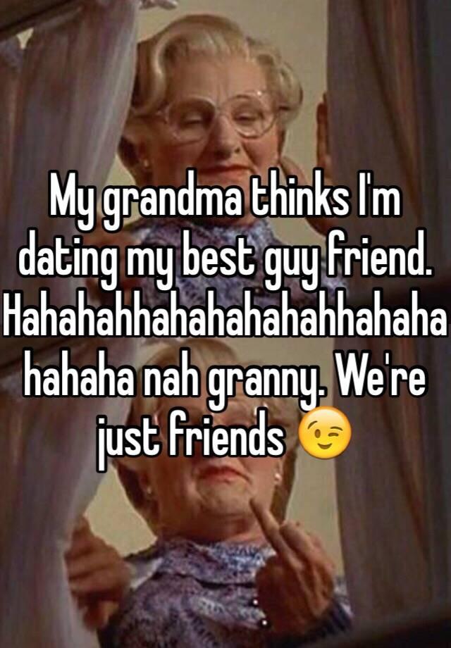 grandma dating