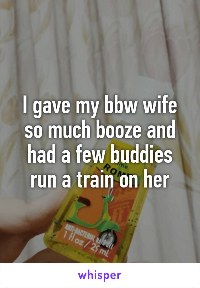 Bbw wife play