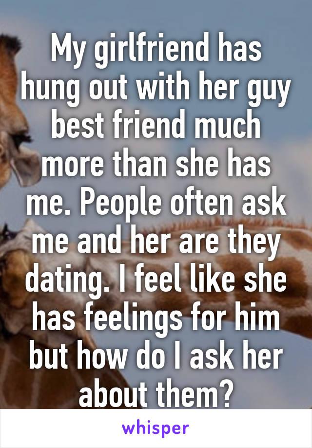 Hookup A Guy Who Has A Girl Best Friend