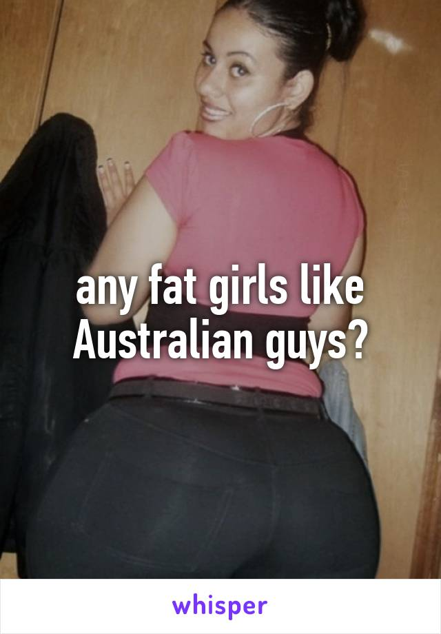 What Australian Guys Like In A Girl
