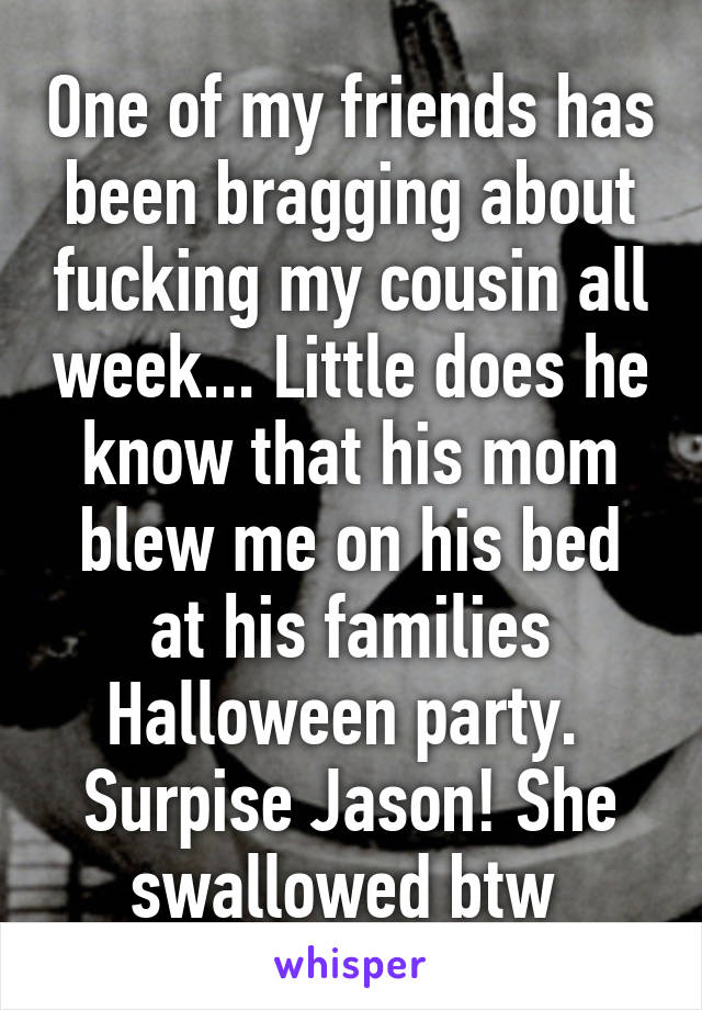 Fucking My Cousin Rough