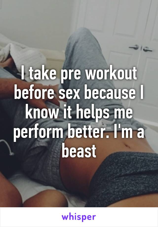 Is Sex A Good Workout