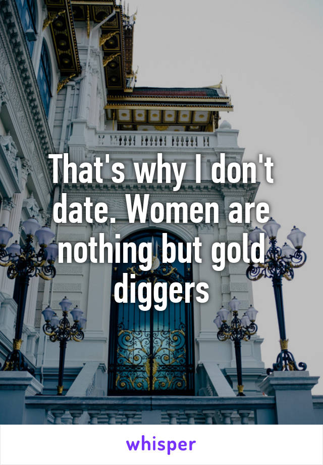 Golddiggers dating