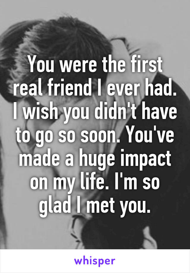 People Who Make An Impact On Your Life Quotes, Quotations & Sayings 2018