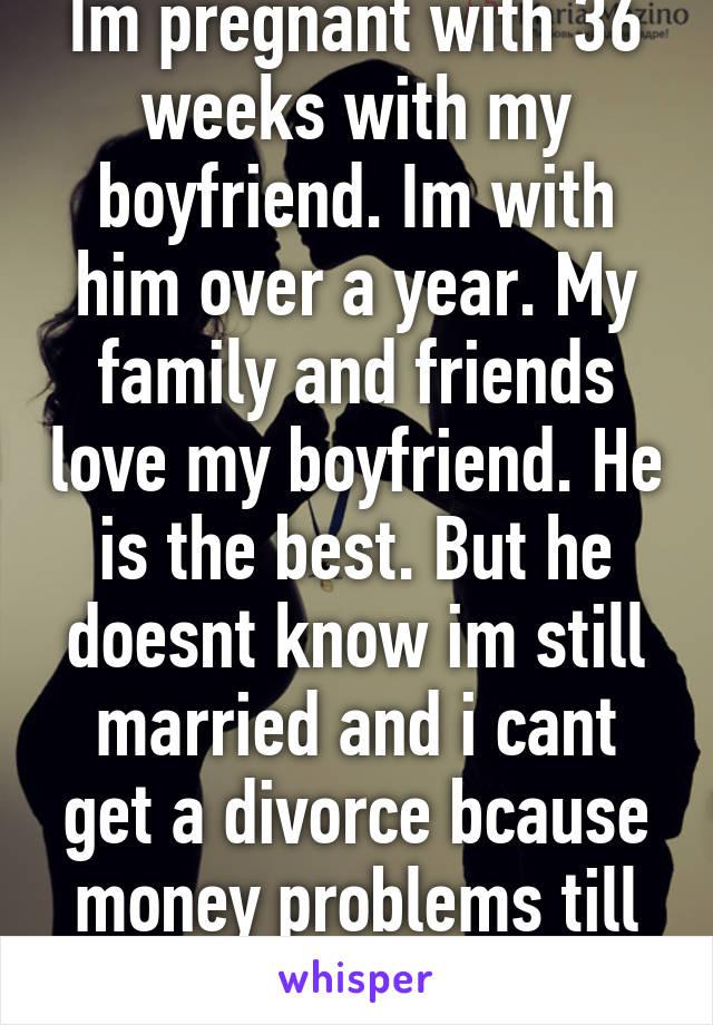 私のボーイフレンドはまだ結婚している