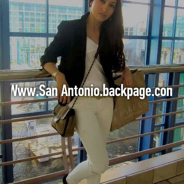 San antonio backpage com