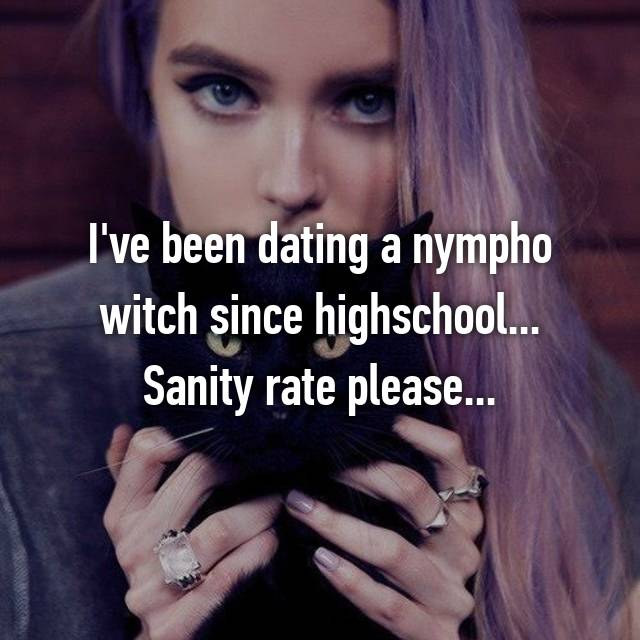 Nympho dating