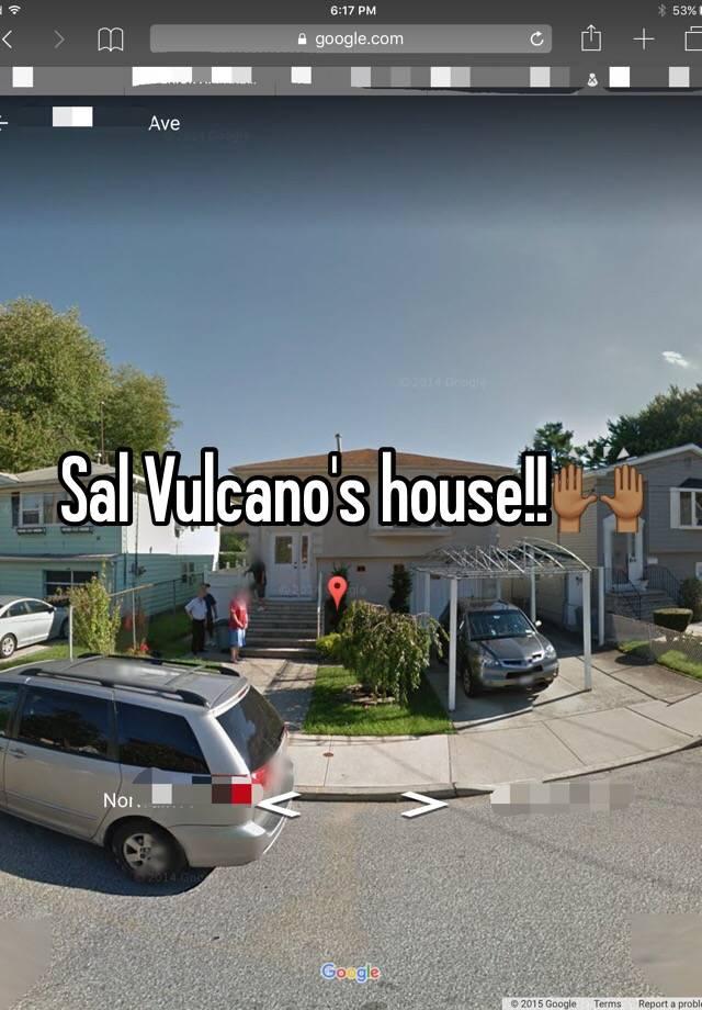 Impractical Jokers star Sal Vulcano's house and car