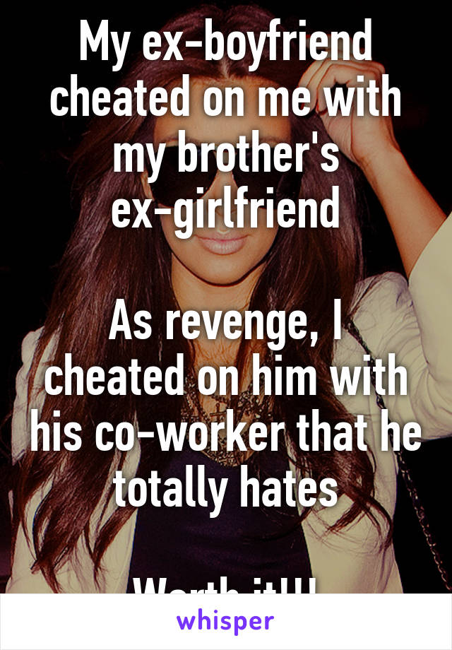 Dating your brother s ex wife