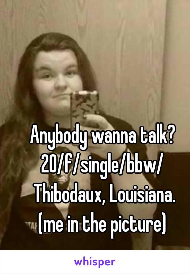 Louisiana bbw