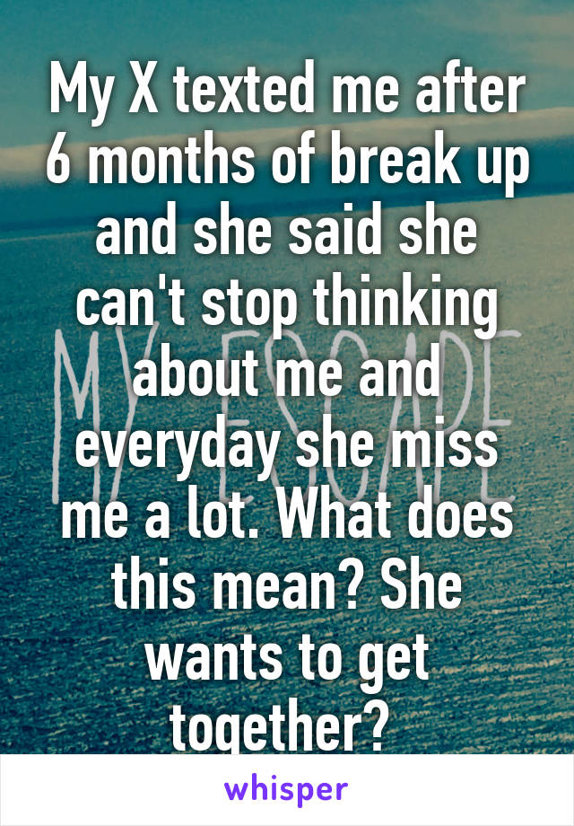 Max Breakup About Does Me After Think He slots
