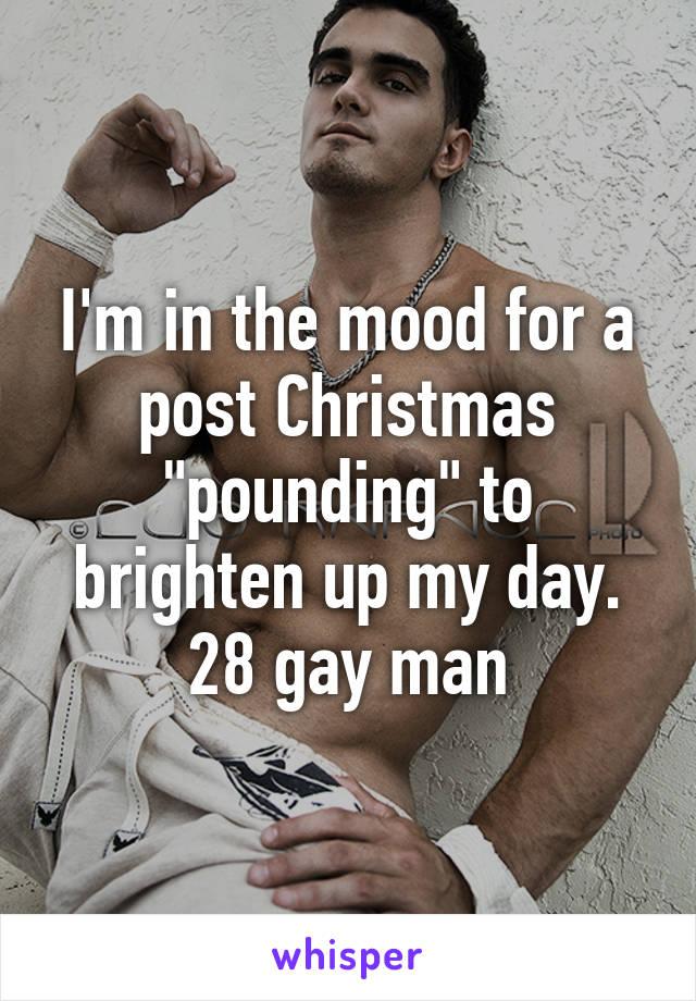 Gay pounding