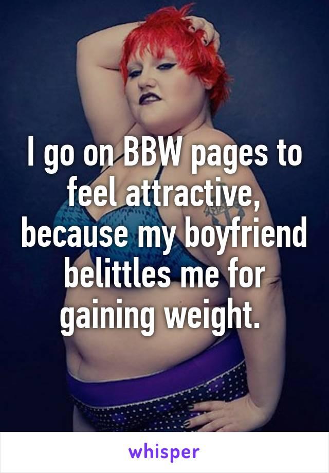 Bbw sexting