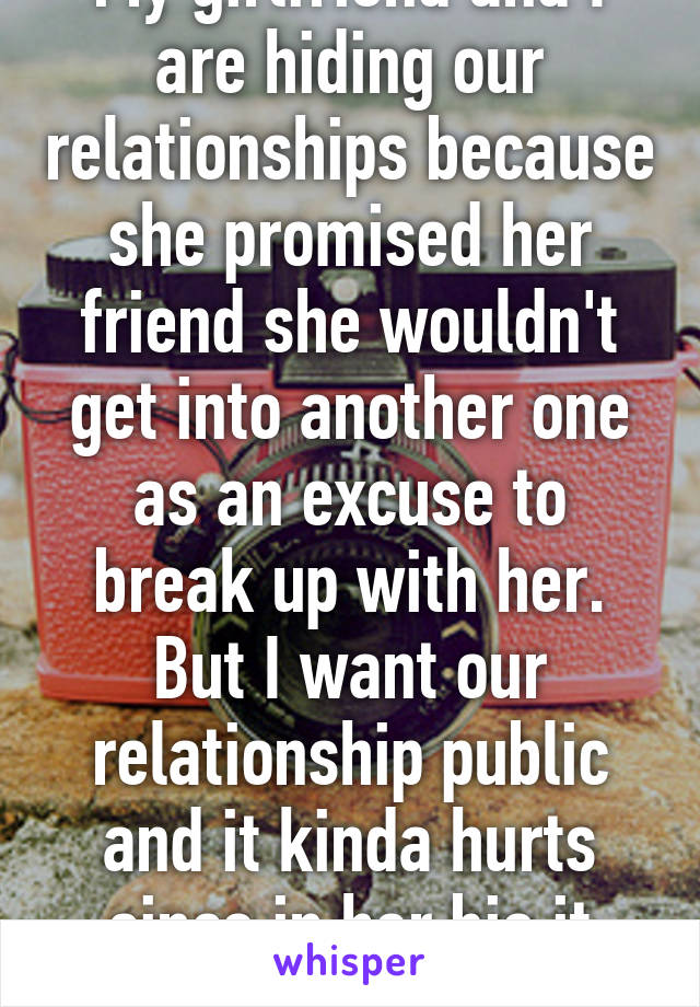 Good excuses to break up with your girlfriend