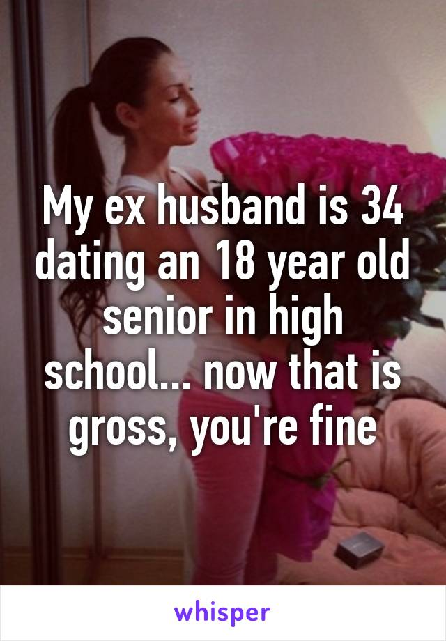 dating as a senior in high school