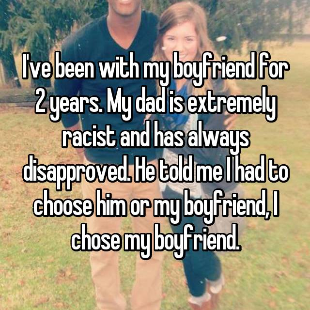 Why I Chose My Boyfriend Over My Friends And Family