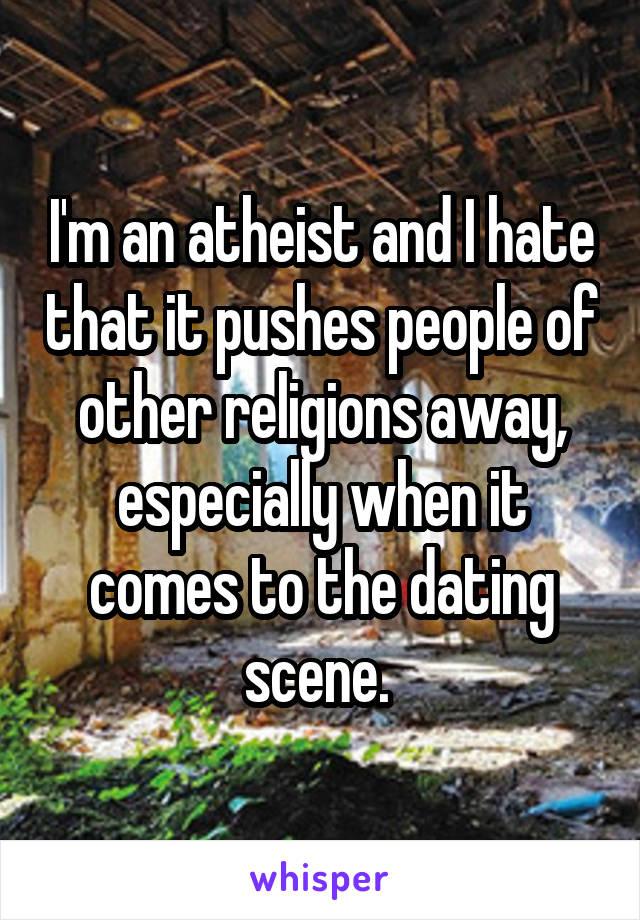 Atheist dating a mormon