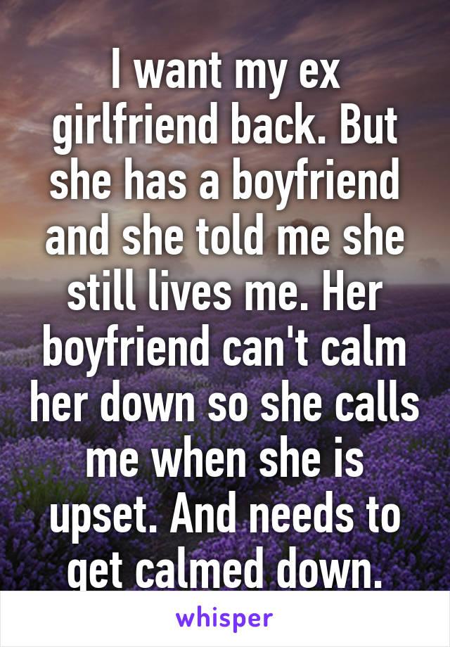 Hookup A Guy Who Still Loves His Ex
