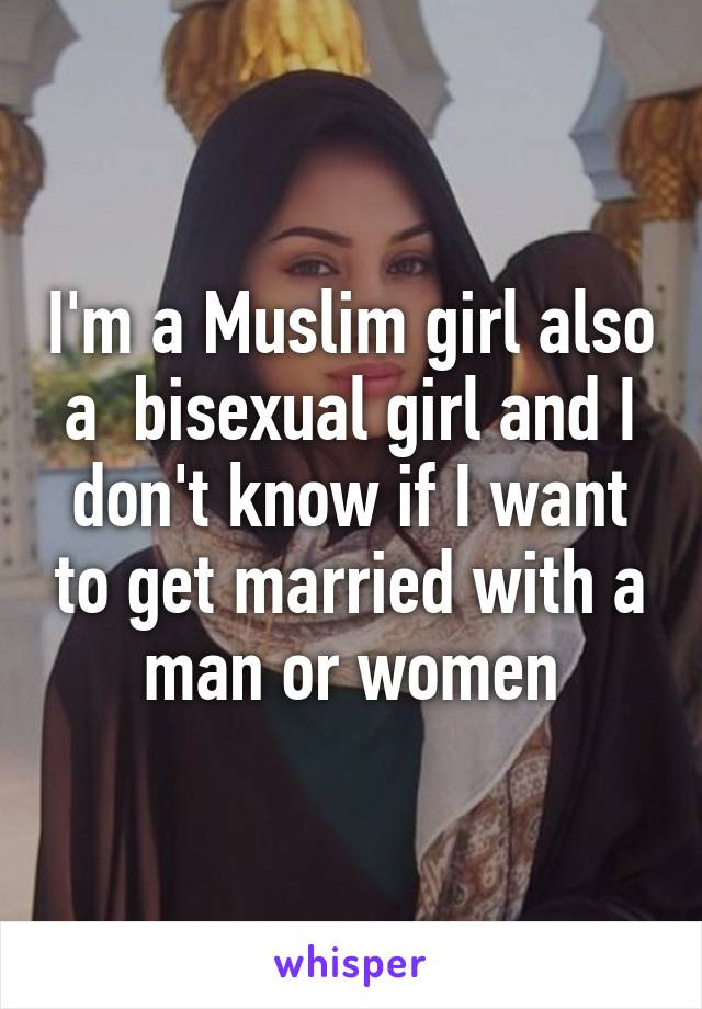 Girl A Is If You How Bisexual Do Know
