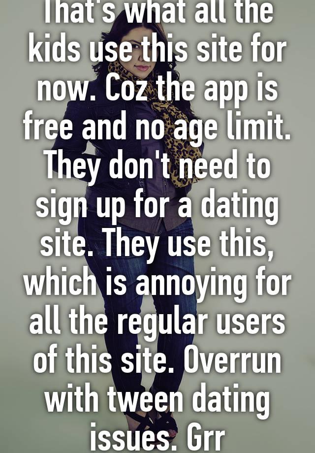 tween dating site