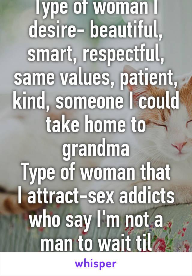 Respectful sex