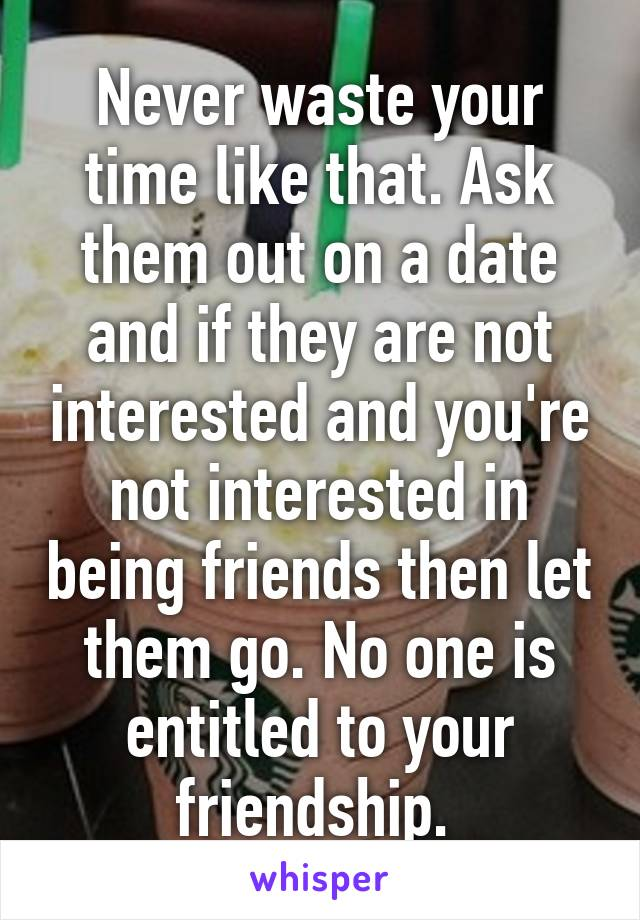 Becoming friends then dating