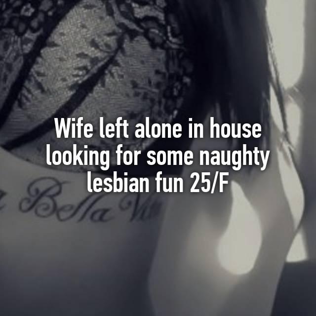 Naughty lesbian wife