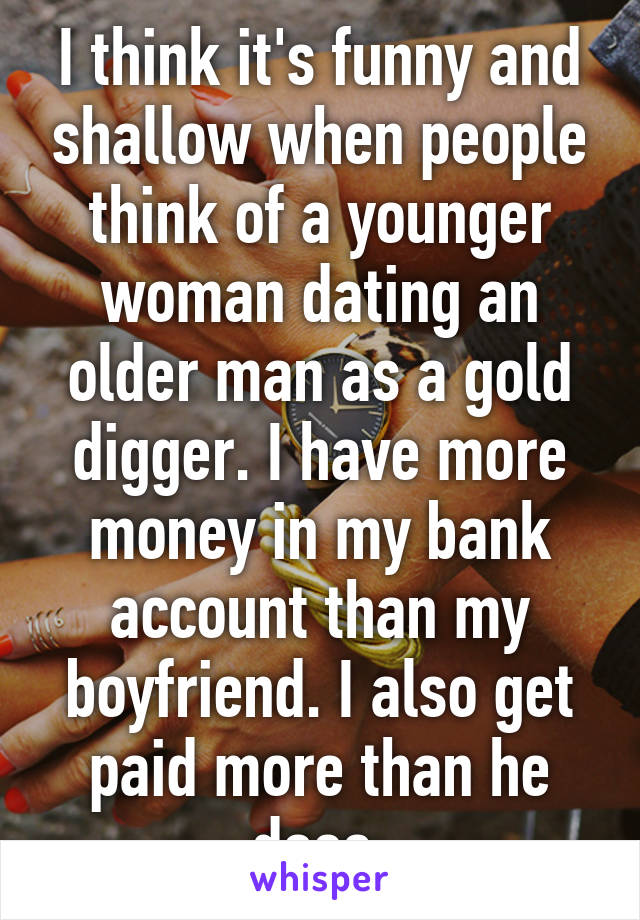Quotes on dating older men