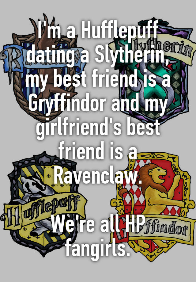 Ravenclaw Dating Gryffindor