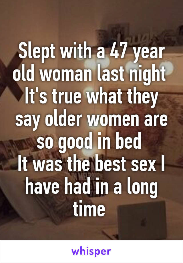 What Women Are The Best In Bed