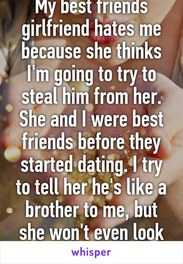 dating best friends girlfriend