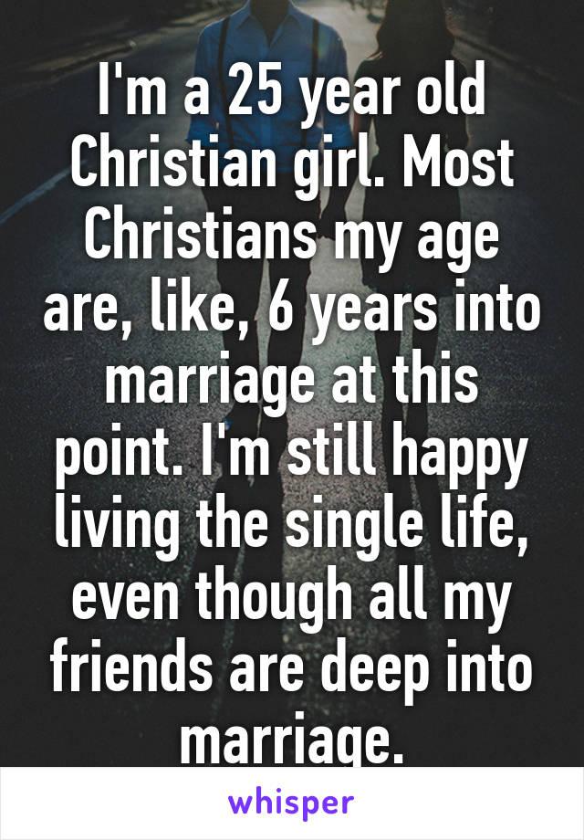 Christian single life