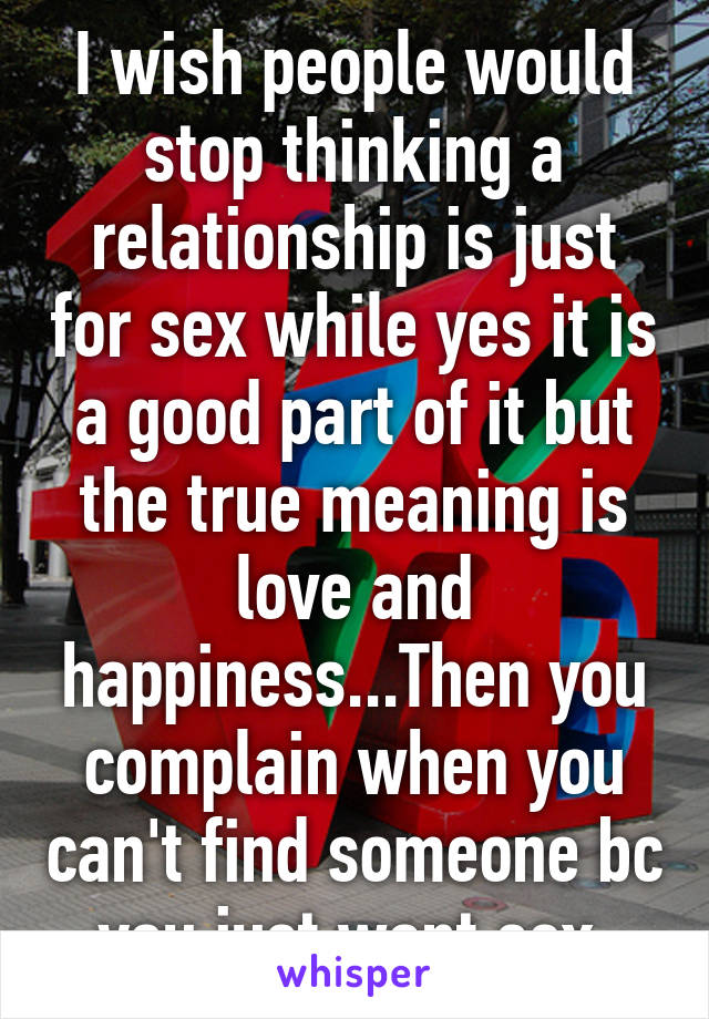 how to stop thinking about relationships