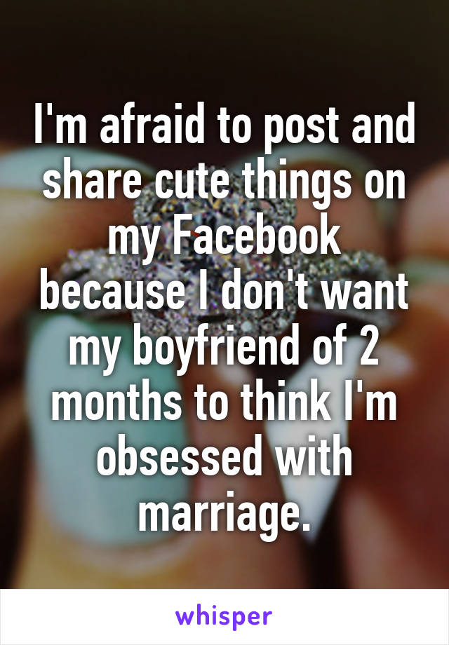 Cute things to post on facebook