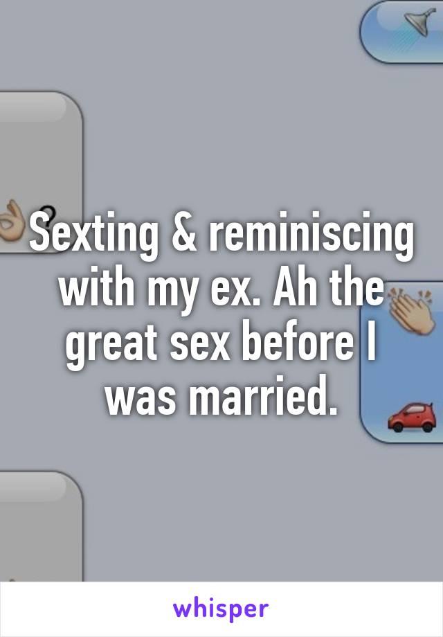 Comma sexting