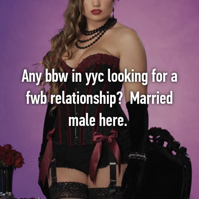 Married fwb bbw