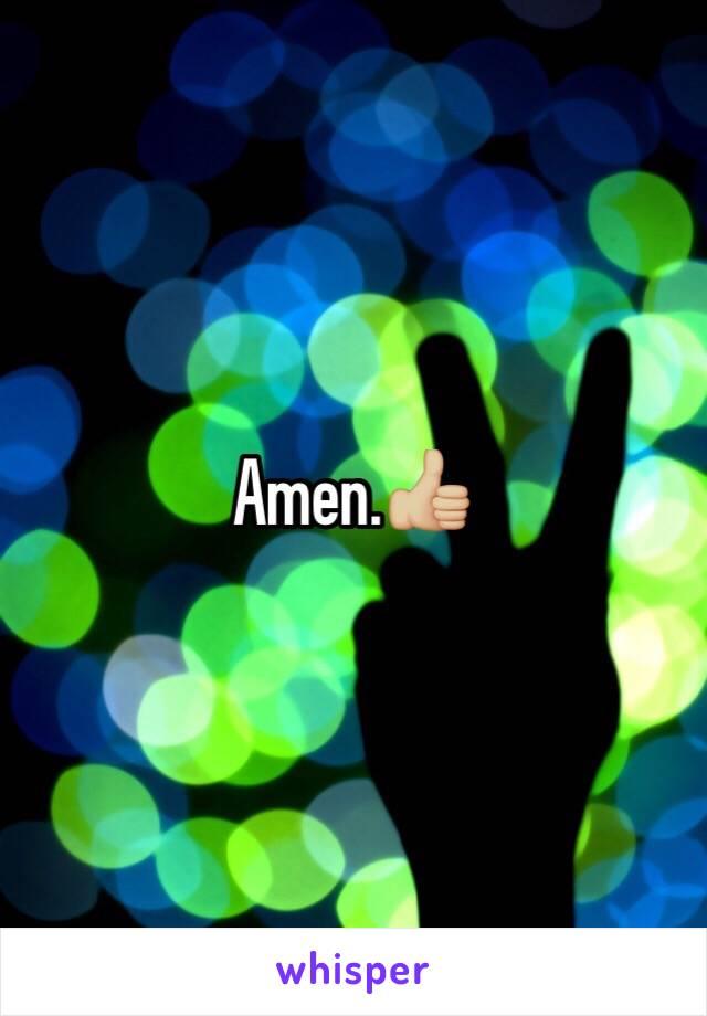 Amen.👍🏼