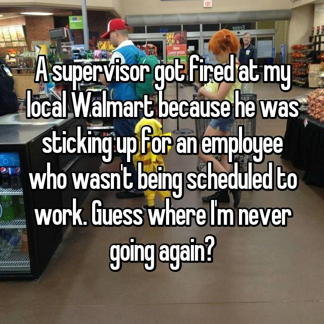 You Can Get Fired From Walmart For Literally Anything  Here's Proof