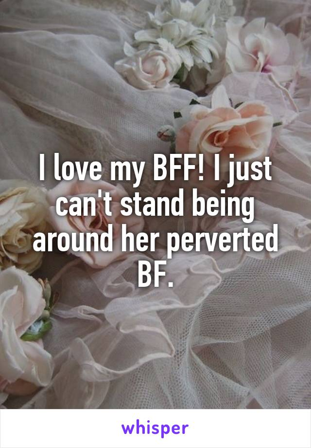 what can bff stand for