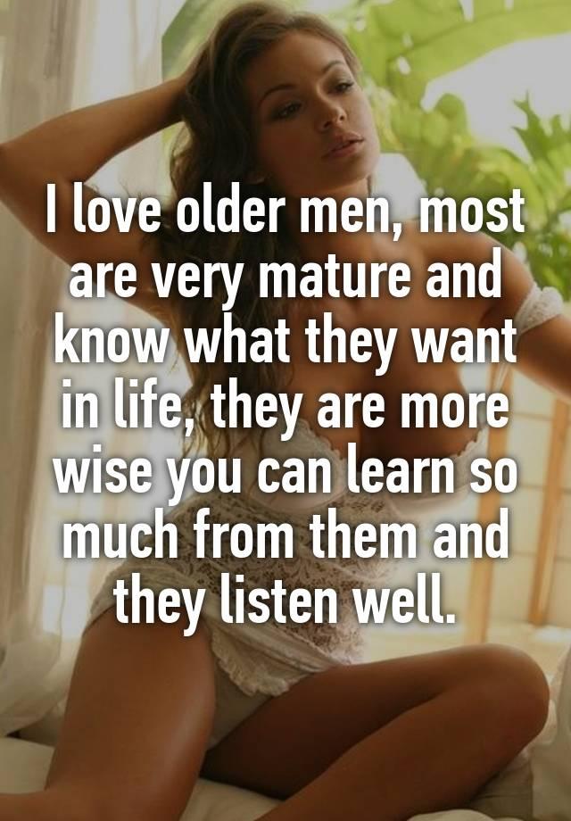 Very older mature