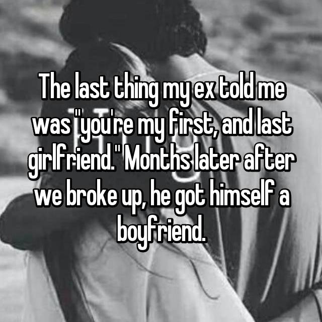 People Rethe Brutal Final Words Their Ex Said To Them Before Breaking Up