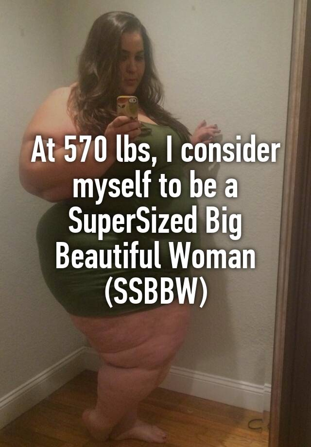 Crazy 88 Auto >> At 570 lbs, I consider myself to be a SuperSized Big ...